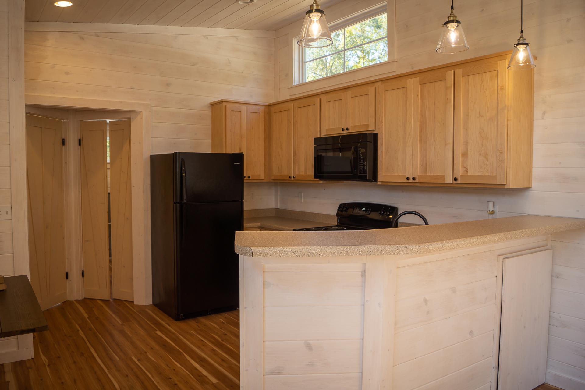 yellow TH kitchen 2
